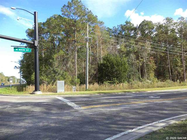 North Main Str NW 53rd Street, Gainesville, FL 32609 (MLS #438423) :: The Curlings Group