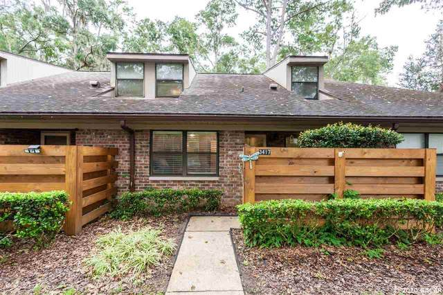 3417 NW 53 Terrace, Gainesville, FL 32606 (MLS #438447) :: The Curlings Group