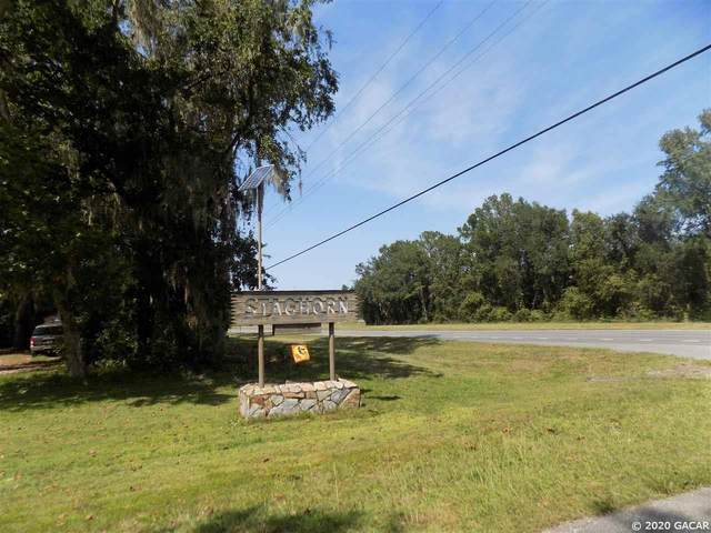 4512 NW 103 Lane, Gainesville, FL 32653 (MLS #438493) :: The Curlings Group