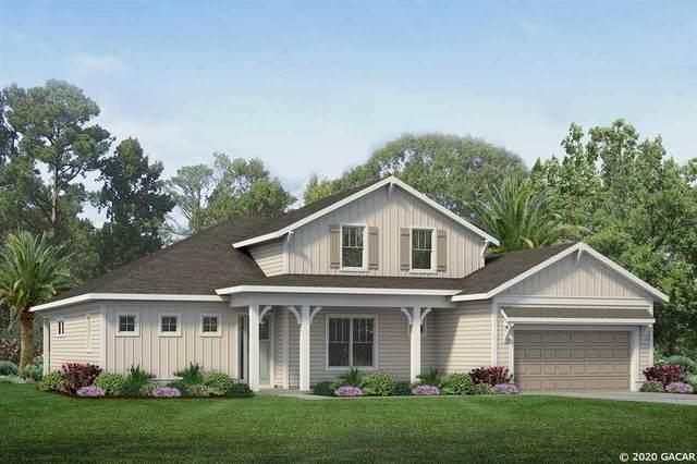 579 SW 122ND Terrace, Newberry, FL 32669 (MLS #438495) :: The Curlings Group