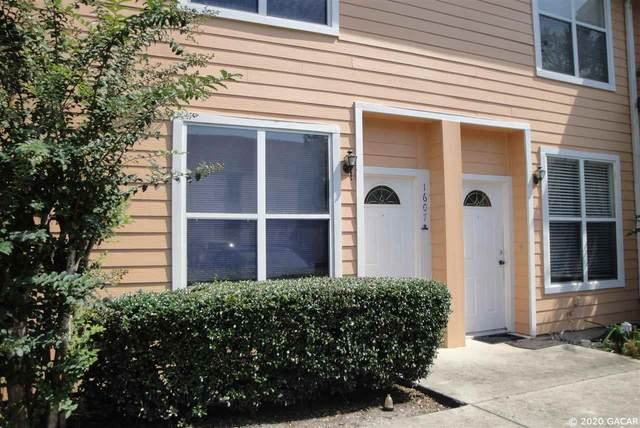 3870 SW 20th Avenue #1607, Gainesville, FL 32607 (MLS #438505) :: The Curlings Group