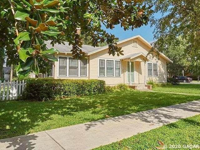 504 SW 10th Street, Gainesville, FL 32601 (MLS #438533) :: The Curlings Group