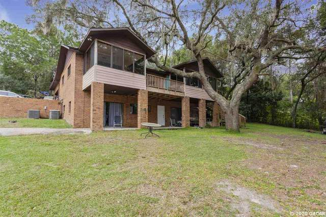 6812 Bedford Lake Road, Keystone Heights, FL 32656 (MLS #438543) :: The Curlings Group