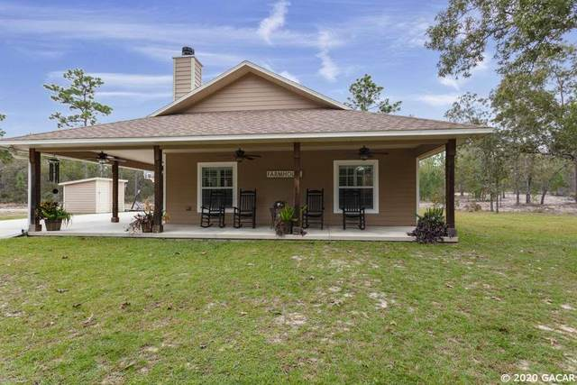 136 Melrose Landing Boulevard, Hawthorne, FL 32640 (MLS #438545) :: Better Homes & Gardens Real Estate Thomas Group