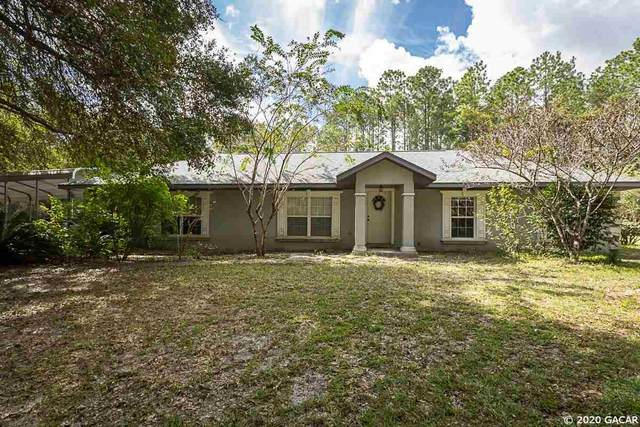 25108 NW 79th Place, High Springs, FL 32643 (MLS #438643) :: The Curlings Group