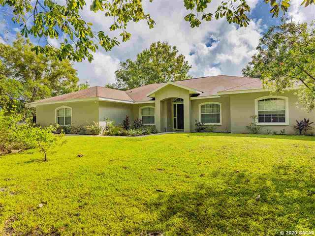 10213 SW 124 Terrace, Archer, FL 32618 (MLS #438651) :: Pepine Realty