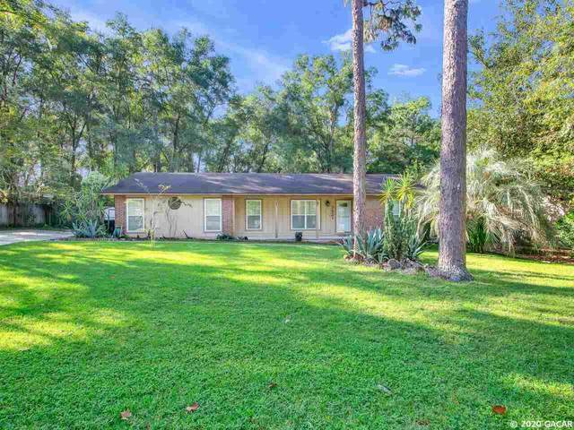7821 SW 56th Avenue, Gainesville, FL 32608 (MLS #438679) :: The Curlings Group
