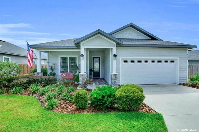 9369 SW 65TH Place, Gainesville, FL 32608 (MLS #438747) :: The Curlings Group