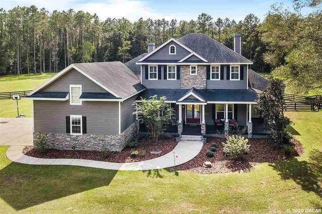 19213 NW 76TH Avenue, Alachua, FL 32615 (MLS #438758) :: Better Homes & Gardens Real Estate Thomas Group