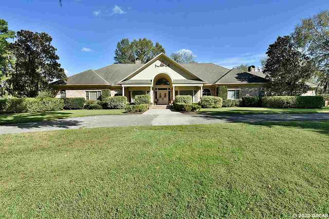 1311 SW 112 Street, Gainesville, FL 32607 (MLS #438821) :: The Curlings Group