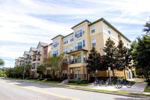 1185 SW 9TH Road #202, Gainesville, FL 32601 (MLS #438824) :: The Curlings Group