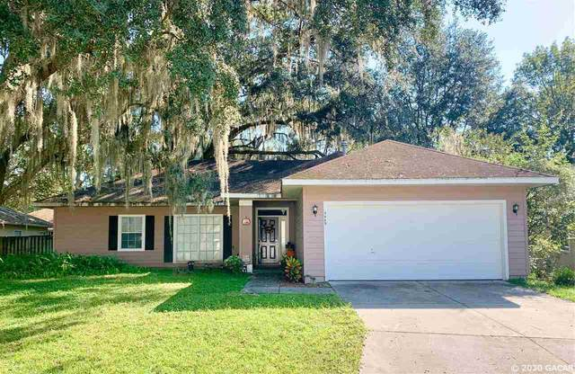 4445 NW 36 Street, Gainesville, FL 32605 (MLS #438843) :: The Curlings Group