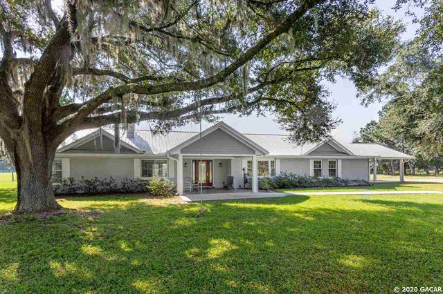 2305 NW 142nd Avenue, Gainesville, FL 32609 (MLS #438845) :: Better Homes & Gardens Real Estate Thomas Group