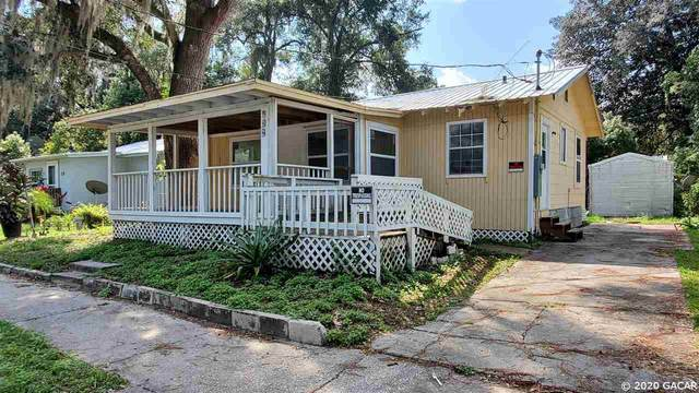 432 SE 15th Street, Gainesville, FL 32641 (MLS #438853) :: The Curlings Group