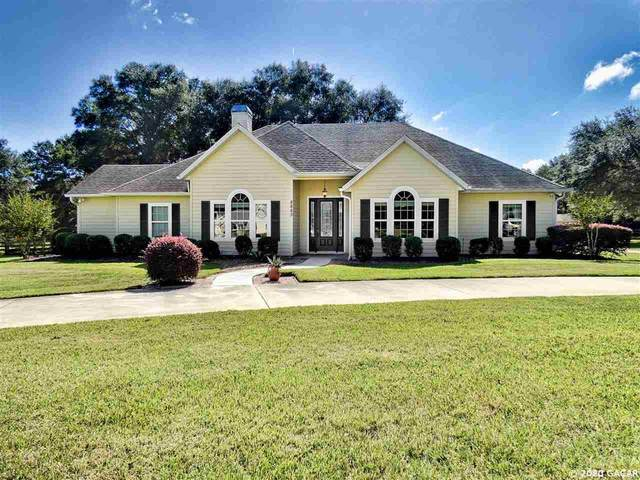 8883 SW 91ST Place, Gainesville, FL 32608 (MLS #438894) :: Better Homes & Gardens Real Estate Thomas Group