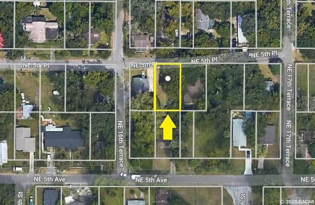 1605 NE 5TH Place, Gainesville, FL 32641 (MLS #438897) :: Pepine Realty