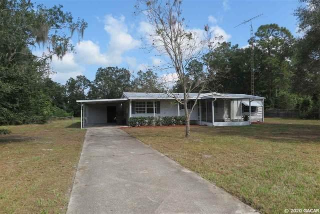 18104 NE 143RD Avenue, Waldo, FL 32694 (MLS #438913) :: Better Homes & Gardens Real Estate Thomas Group