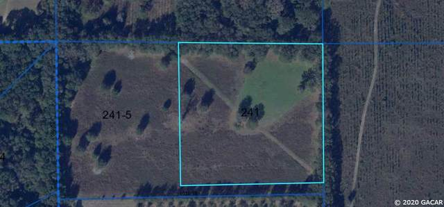 TBD NW 202nd Street, High Springs, FL 32643 (MLS #438934) :: Better Homes & Gardens Real Estate Thomas Group