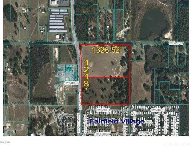 000 SW 60TH Avenue, Ocala, FL 34474 (MLS #438940) :: The Curlings Group