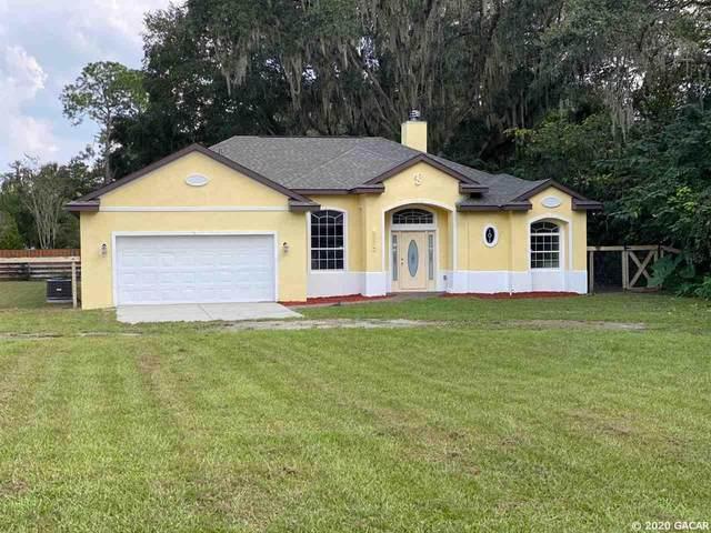 6121 SE 226th Street, Hawthorne, FL 32640 (MLS #438950) :: Better Homes & Gardens Real Estate Thomas Group