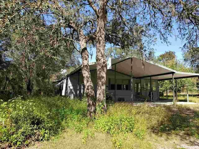 8191 NE 118TH Terrace, Bronson, FL 32621 (MLS #438955) :: Better Homes & Gardens Real Estate Thomas Group