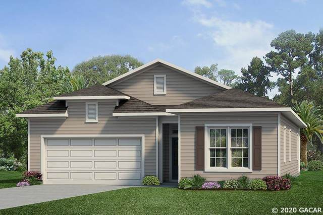 12467 SW 4th Place, Newberry, FL 32669 (MLS #438958) :: The Curlings Group