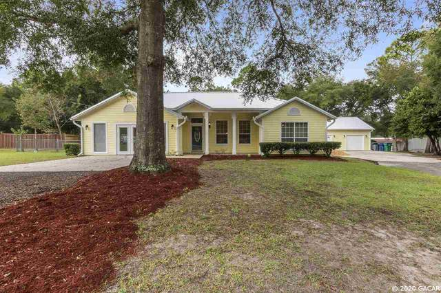 2820 NW 245th Drive, Newberry, FL 32669 (MLS #438963) :: The Curlings Group