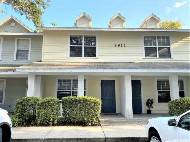 4611 SW 48th Way #108, Gainesville, FL 32608 (MLS #439017) :: Better Homes & Gardens Real Estate Thomas Group