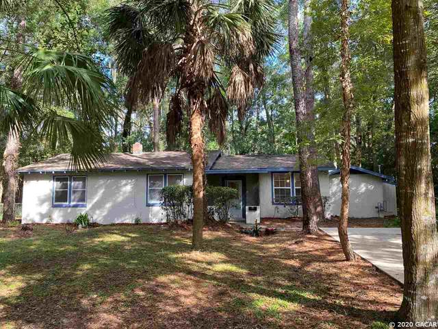 1014 NW 15TH Avenue, Gainesville, FL 32601 (MLS #439023) :: The Curlings Group