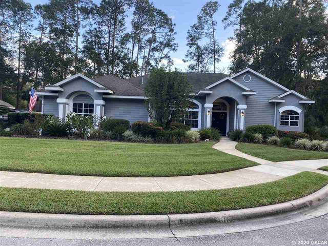 3835 NW 68th Pl, Gainesville, FL 32653 (MLS #439072) :: The Curlings Group