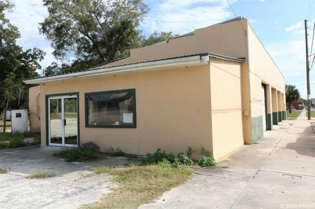 626 N Main Street, Trenton, FL 32693 (MLS #439077) :: The Curlings Group