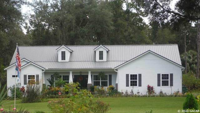 787 SE 95th Place, Trenton, FL 32693 (MLS #439082) :: The Curlings Group