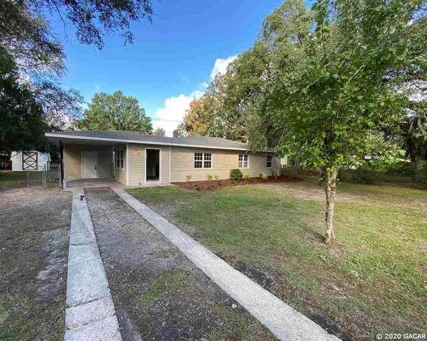 1614 NE 6 Terrace, Gainesville, FL 32609 (MLS #439086) :: Better Homes & Gardens Real Estate Thomas Group