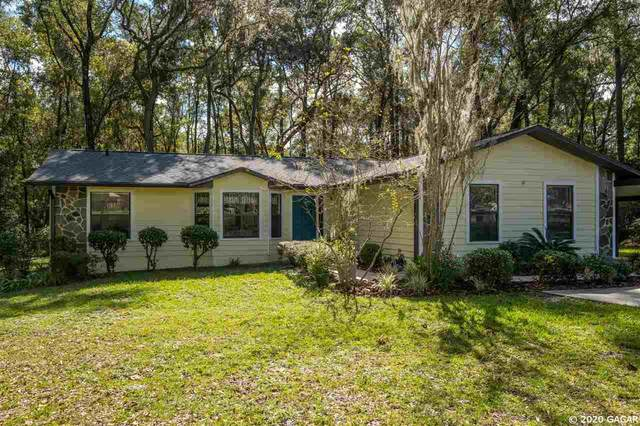 8127 SW 102ND Avenue, Gainesville, FL 32608 (MLS #439114) :: The Curlings Group