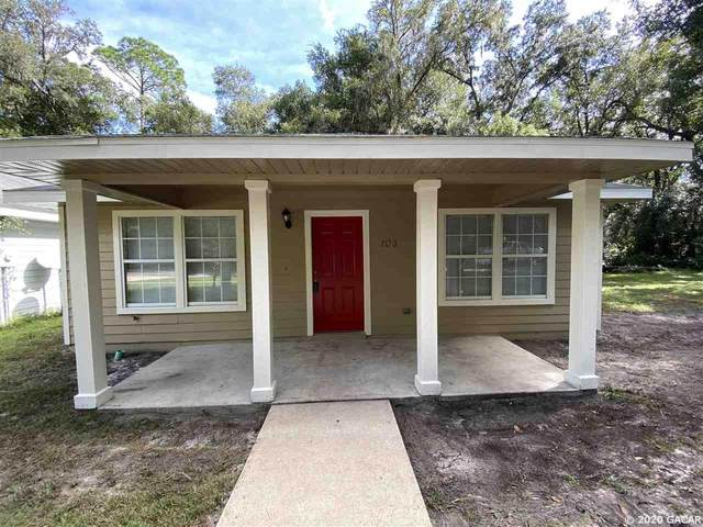 103 NE 18 Terrace, Gainesville, FL 32641 (MLS #439146) :: Abraham Agape Group