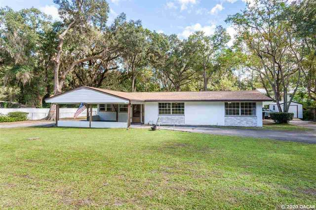 3911 NW 19th Street, Gainesville, FL 32605 (MLS #439158) :: Abraham Agape Group