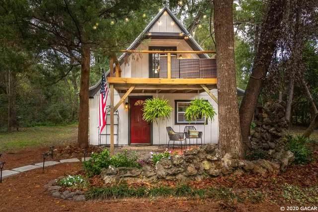 314 NW County Rd 235, Newberry, FL 32669 (MLS #439183) :: Pristine Properties