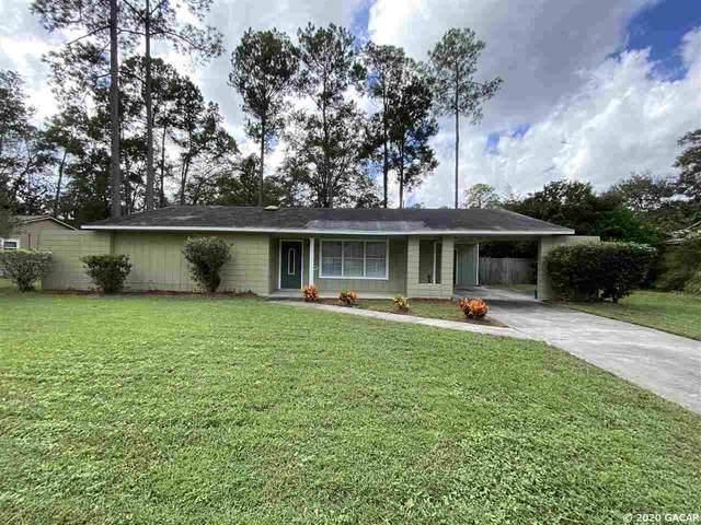4402 NW 21st Terrace, Gainesville, FL 32605 (MLS #439190) :: Pristine Properties