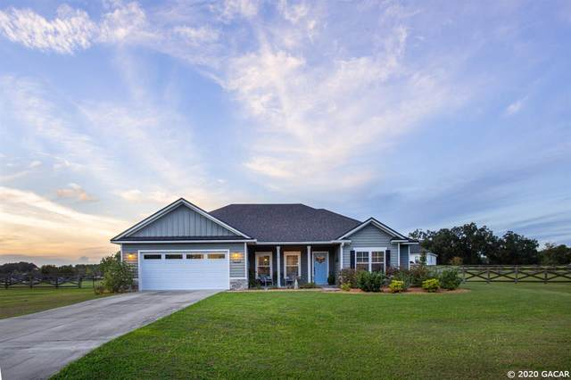 25106 NW 175 Lane, High Springs, FL 32643 (MLS #439201) :: Pristine Properties