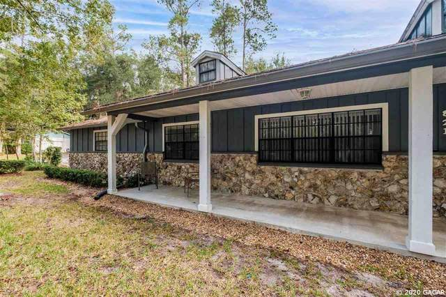 821 NW 39th Street, Gainesville, FL 32605 (MLS #439218) :: Rabell Realty Group