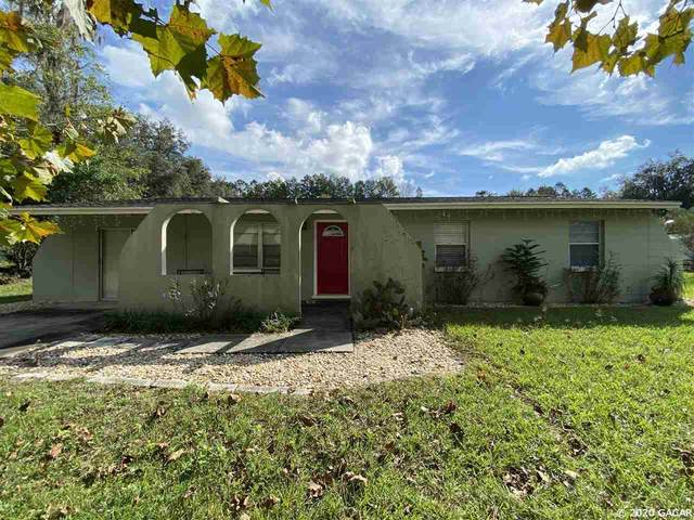 4335 NW 202nd Street, Newberry, FL 32669 (MLS #439219) :: Rabell Realty Group
