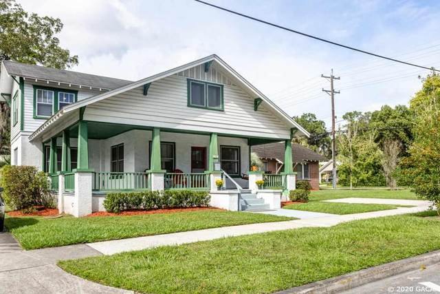 408 SE 7th Street, Gainesville, FL 32601 (MLS #439245) :: The Curlings Group
