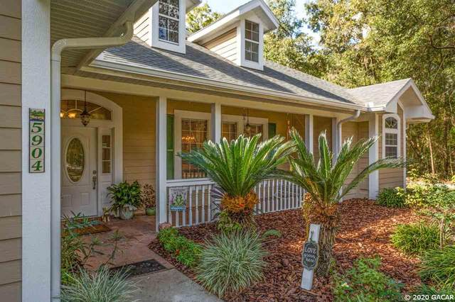 5904 SW 89th Drive, Gainesville, FL 32608 (MLS #439273) :: The Curlings Group