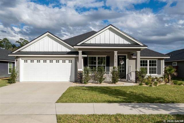 8295 NW 54th Terrace, Gainesville, FL 32653 (MLS #439354) :: The Curlings Group