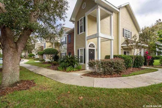10000 SW 52nd Avenue G38, Gainesville, FL 32608 (MLS #439378) :: The Curlings Group