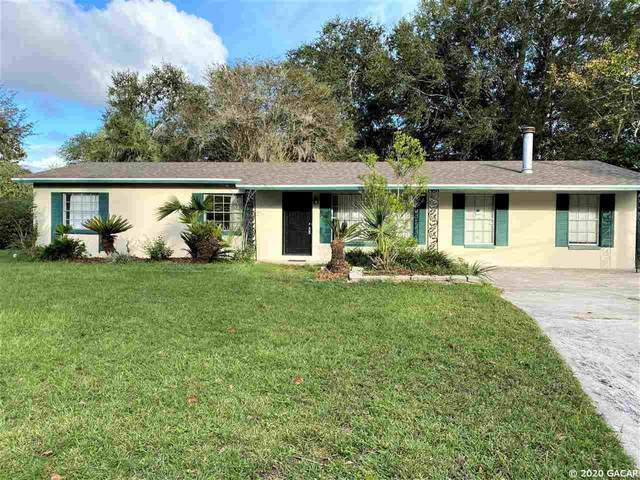 5019 NW 30th Terrace, Gainesville, FL 32605 (MLS #439389) :: The Curlings Group