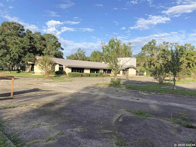 3933 E Silver Springs Blvd Boulevard, Ocala, FL 34470 (MLS #439467) :: Rabell Realty Group