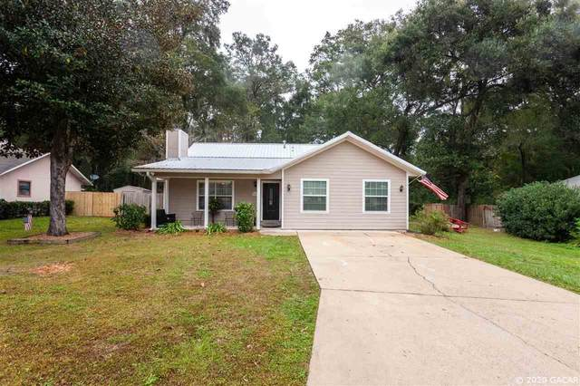 13612 NW 137 Place, Alachua, FL 32615 (MLS #439489) :: The Curlings Group