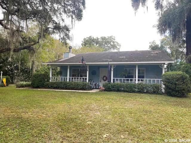 26141 W Newberry Road, Newberry, FL 32669 (MLS #439497) :: Pristine Properties
