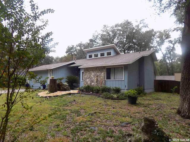 7733 SW 9TH Place, Gainesville, FL 32607 (MLS #439507) :: Rabell Realty Group